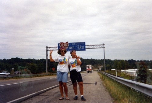 Bike Aid 1991